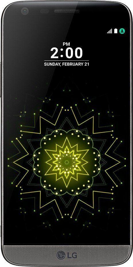 B-Ware - LG G5 Titanium, Android Smartphone, NEU Sonstige