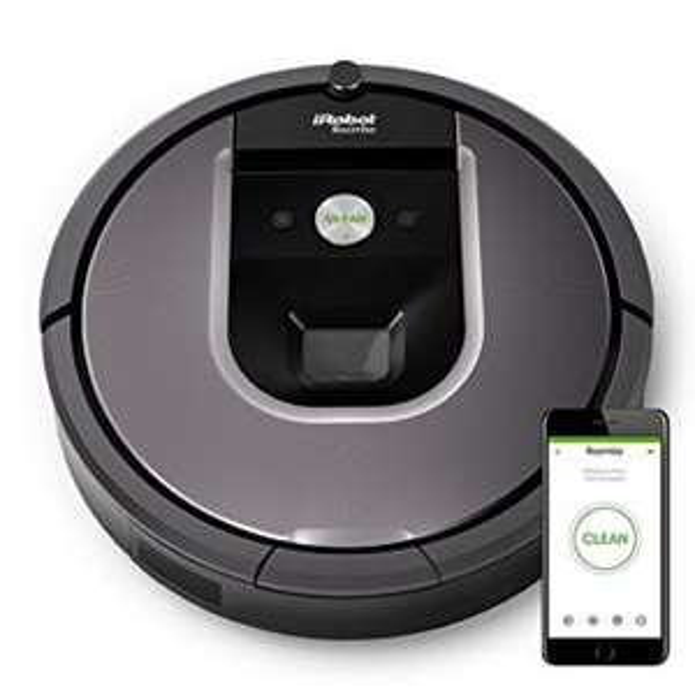 iRobot Roomba 960 Staubsauger Roboter - Amazon UK  für 499£ ~ 561€