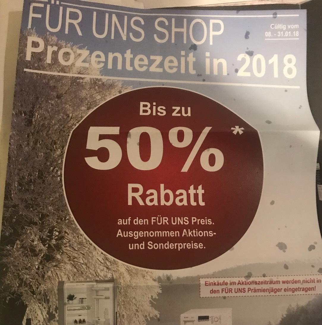 Lokal Für uns Shop z.b IndustriePark Höchst