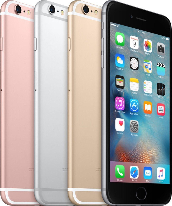 Apple Iphone 6s 64 GB, Zustand: Neuwertig (keine bis minimale Gebrauchsspuren)