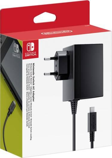 Völkner Netzteil Nintendo Switch 27,99-10Sale Endpreis 25,19€