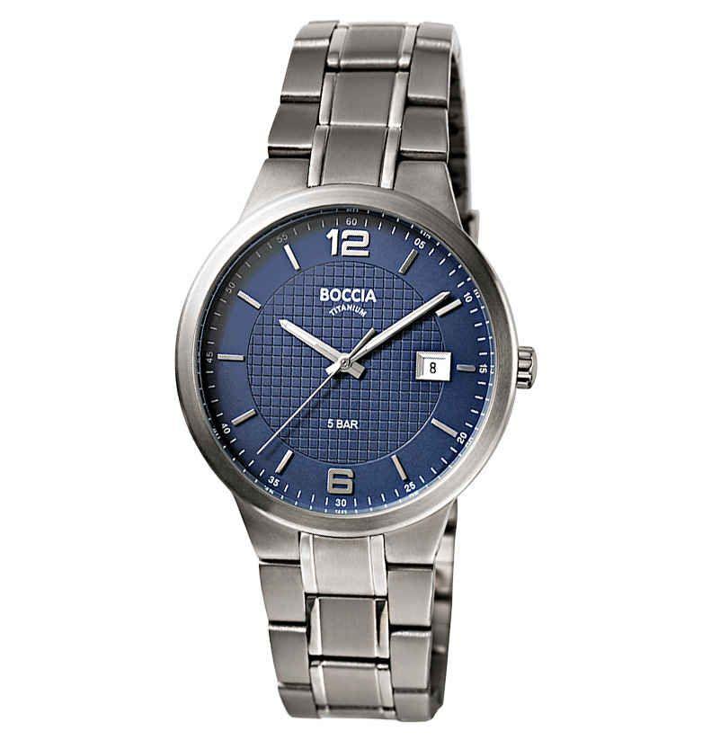 Boccia Titanium Armbanduhr 3609-01