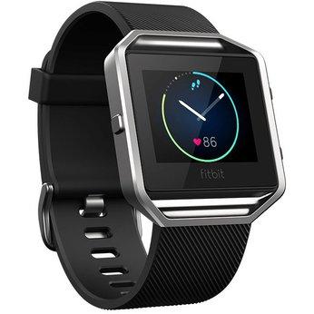 Fitbit Blaze Sportuhr schwarz/silber für 103,99€  (99 € für Abholer in Ahaus)