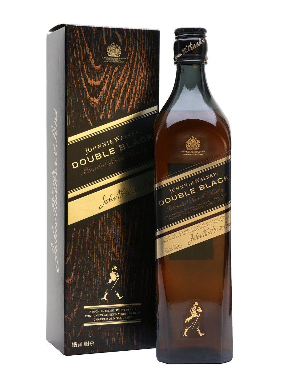 JohnnieWalkerDouble Black Whisky (0,7 l) [Amazon - mit Prime oder Buch]
