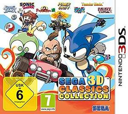 Sega 3D Classics Collection (3DS) (Amazon Prime)