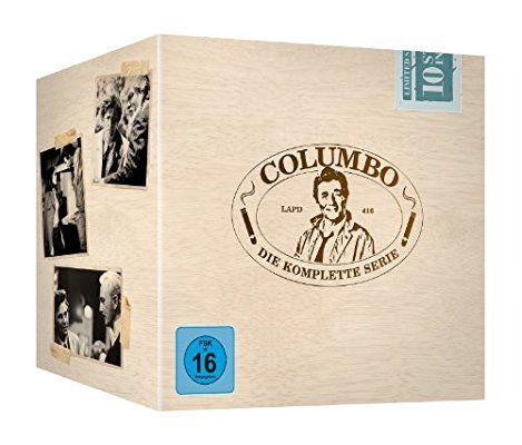 [Ebay.de] Columbo die komplette Serie (Staffel 1-10) auf DVD für 34,16€