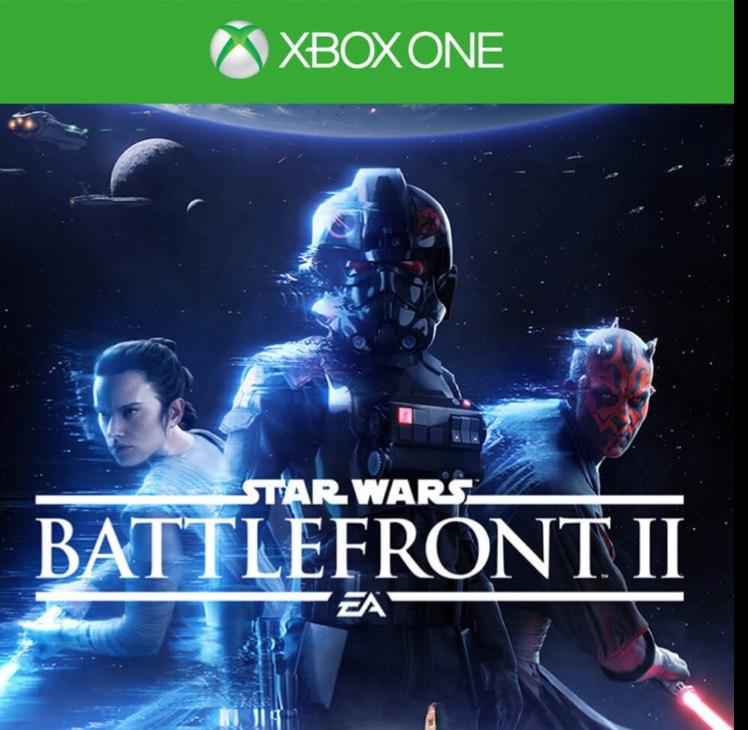 Star Wars Battlefront 2 für Xbox One