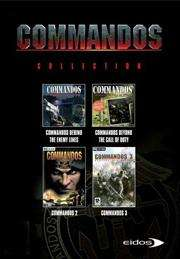 [gamersgate.uk] Commandos Collection (Steam, PC) via VPN / Proxy