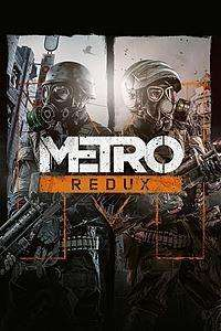 Metro Redux Bundle (Steam) für 3,79€ (CDKeys)