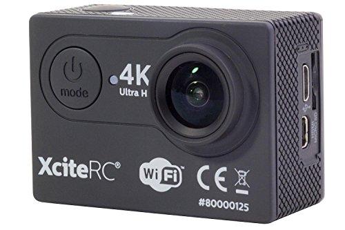 XciteRC WiFi 4K Action-Cam UHD 24 MP [Amazon]
