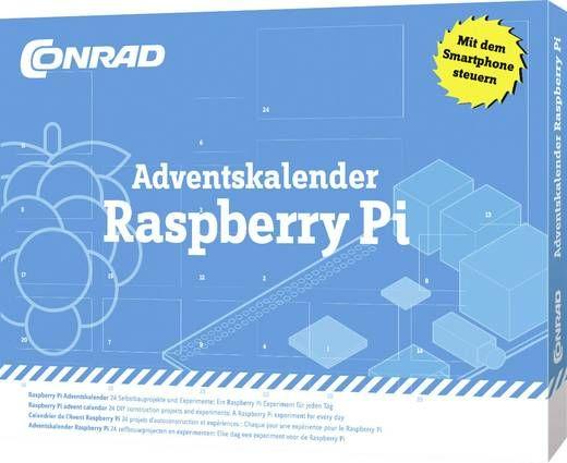 [Lokal] Conrad Raspberry Pi Adventskalender