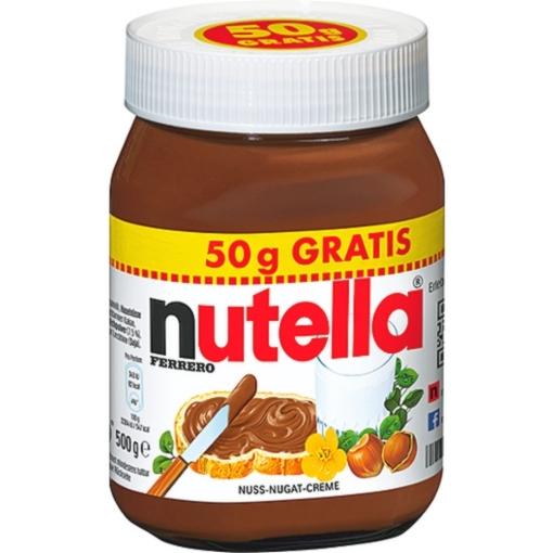 12 Gläser Nutella für je 83 Cent + Extra @Rakuten Club