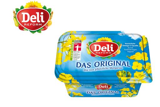 [COMBI/JIBI] Deli Reform Margarine Das Original für 0,49€ (Angebot+Cashback)
