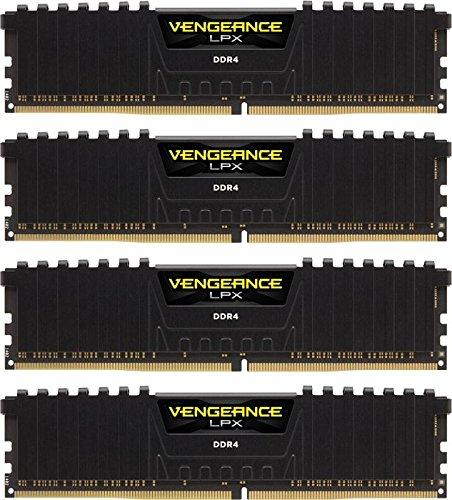 16 gb (4 x 4gb) Corsair CMK16GX4M4C3200C16 Vengeance DDR 4 , 3200 mhz @ amazon prime only