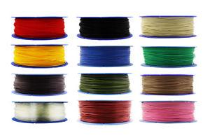 3D Drucker PLA Filament 1,75mm verschiedene Farben. B-Ware
