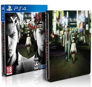 Yakuza Kiwami Day One Edition Steelbook Edition (PS4) für 22,45€ (ShopTo)