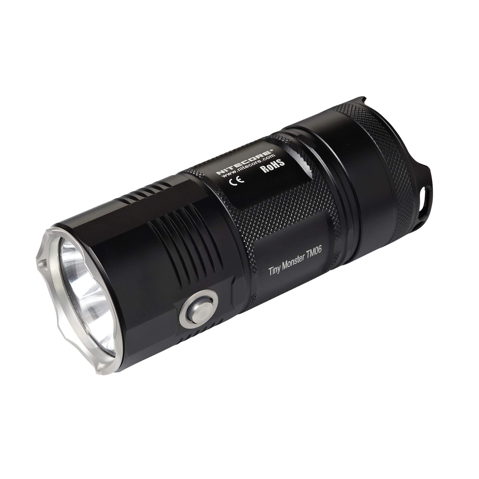 Taschenlampe Nitecore TM06, Globetrotter