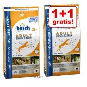 2 für 1 Aktion - 3kg bosch Hundefutter kaufen + 3kg gratis !