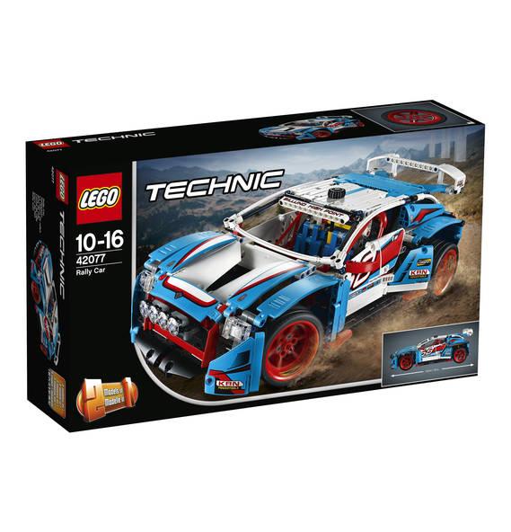 [Galeria] Lego Rallye Car 42077