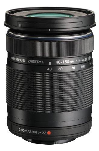 Olympus M.Zuiko Digital ED 40-150 mm 1:4.0-5.6 R für M43 (MFT) Kameras bei Amazon.com für 104€