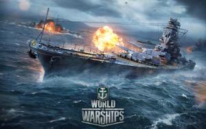 World of Warships / WoWs / Wargaming: 4 gratis Container (Ersparnis von 1,78€) Code: W4R5H1P5A8G5R