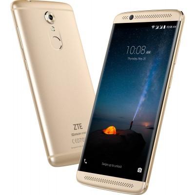 "ZTE Axon 7 mini Gold [13,2 cm (5.2"") FHD-Display, Android 7.1, 1.5 GHz, 32 GB intern,Micro SD Hybrid Slot, 16 MP] für 159 € > [crowdfox.de]"
