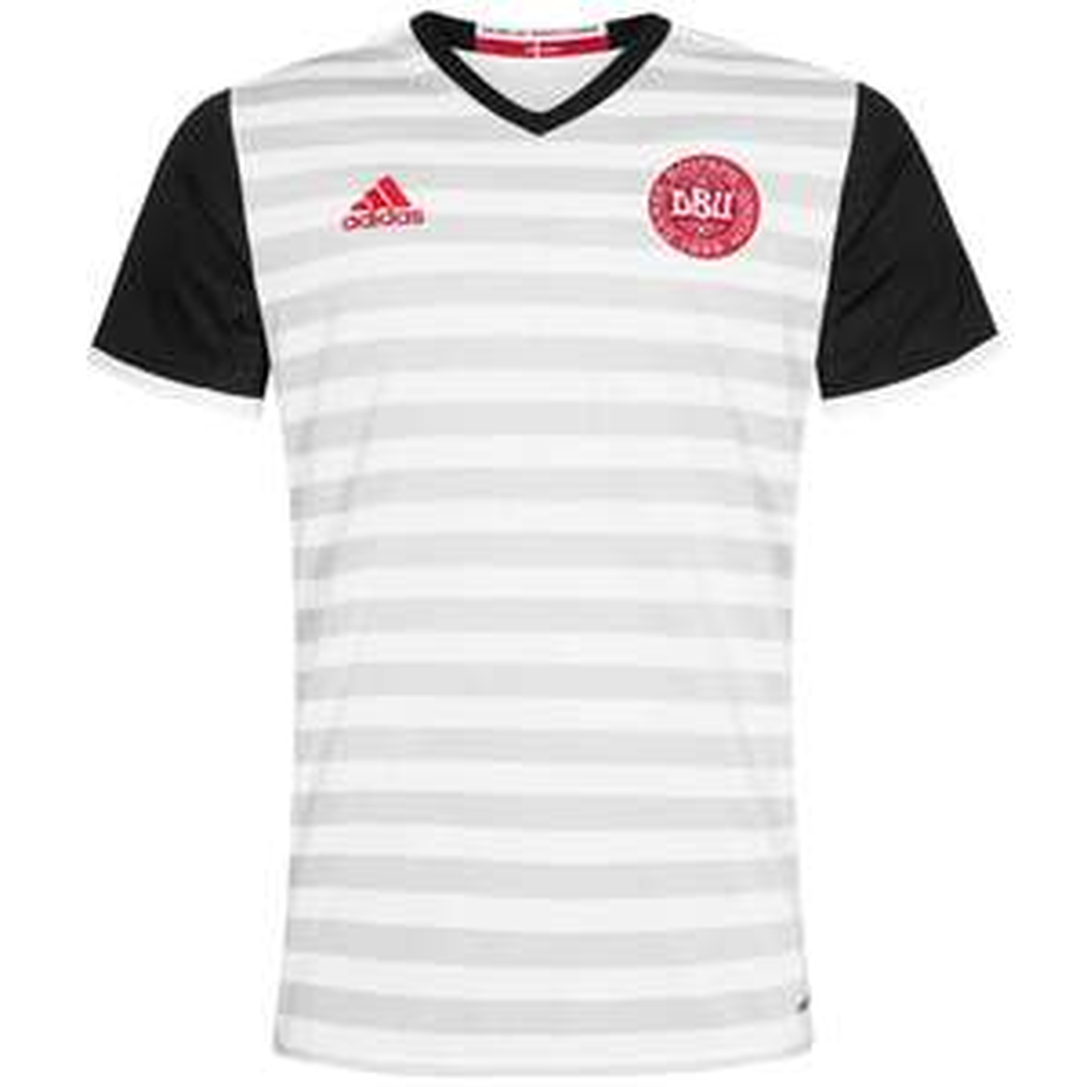 Dänemark Herren Auswärtstrikot Fussball