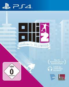 OlliOlli 2: Welcome to Olliwood (PS4) @Grainger Games