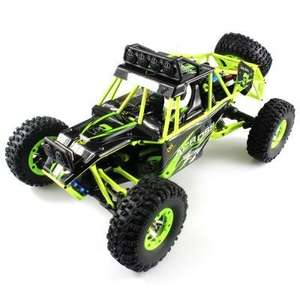 Wltoys 12428 1/12 2.4GHz 4WD RC Off-road Car