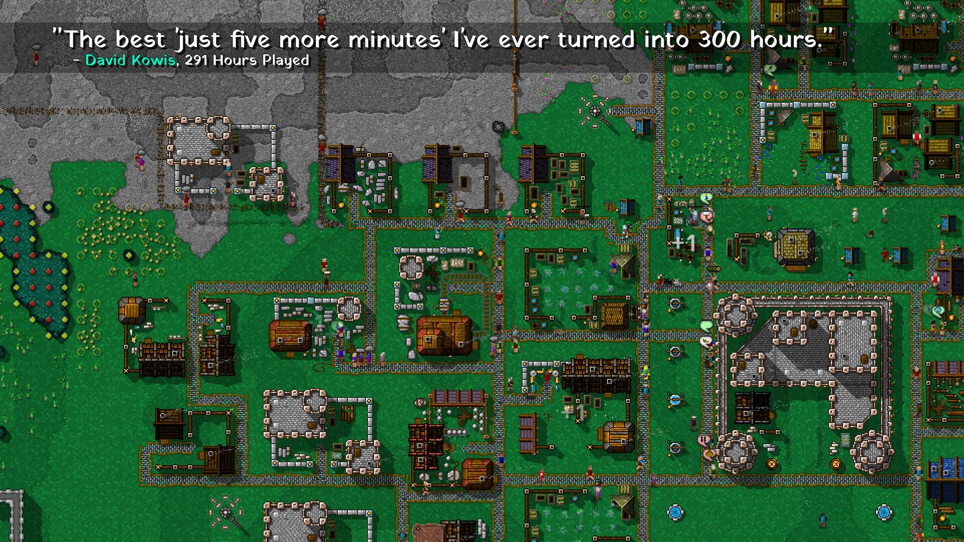 Rise to Ruins - Town/God-Sim mit Towerdefense Elementen - Chrono.gg