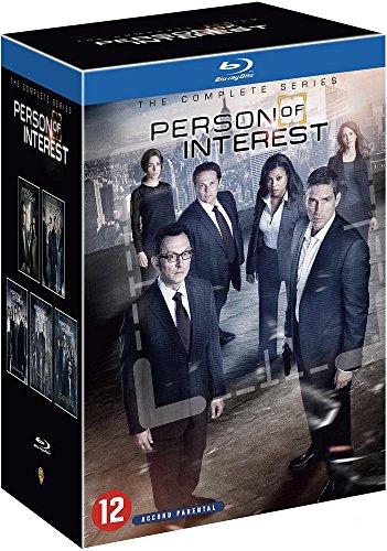 [Amazon.fr] Person of Interest - Komplettbox Bluray - nur Oton