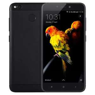 Xiaomi Redmi 4x black/schwarz - 3/32GB