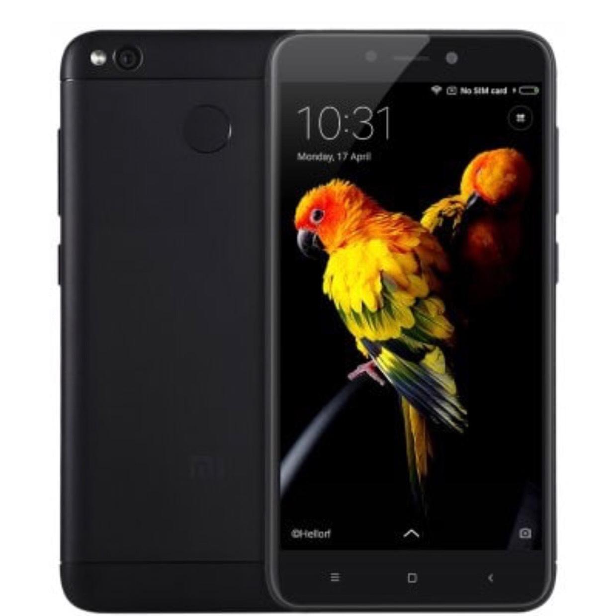 [Gearbest] nur 50 Stück! Xiaomi Redmi 4X Global (Band 20, Schwarz, 3/32GB) für 105€