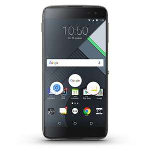 [Clevertronic] BlackBerry 332301 Smartphone DTEK60, 13,97 cm (5,5 Zoll), 32GB, LTE, Android 6.0 schwarz