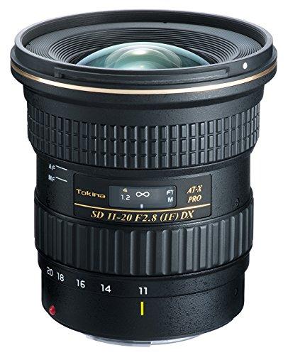 Tokina AT-X 11-20mm f2.8 Pro DX Canon - Weitwinkel-Zoomobjektiv für Canon EF-S