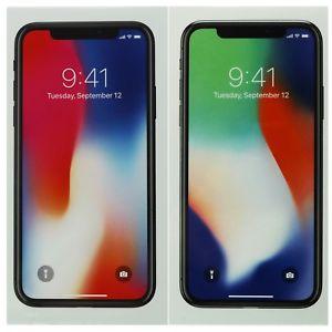 [eBay] Apple iPhone X 256Gb - nur noch Silber vorrätig!