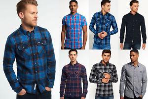 Superdry Hemden versch. Modelle und Farben bei ebay (S-XXL)