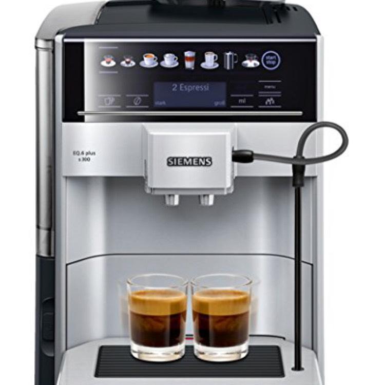 [Saturn AT] Kaffeevollautomat Siemens Eq 6 plus S300 TE653501DE