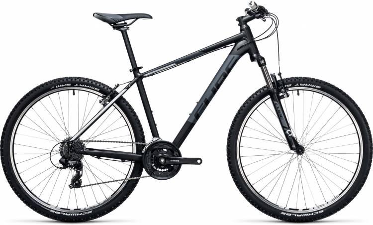Cube Aim 27.5 black n white Bike