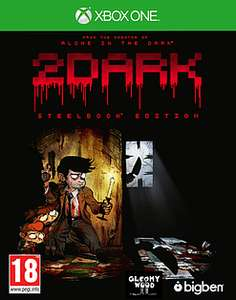2Dark Steelbook Edition (Xbox One) für 12,31€ (Game UK)