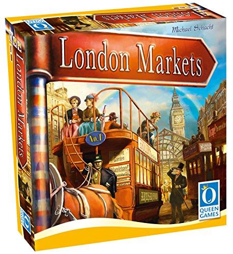 [SAMMELDEAL] Brettspiele z.B. Queen Games - London Markets und weitere Brettspiele auf Amazon