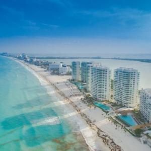 Hin- und Rückflug: Frankfurt nach Cancun, Mexico [JANUAR] für 233€ inkl. Gepäck