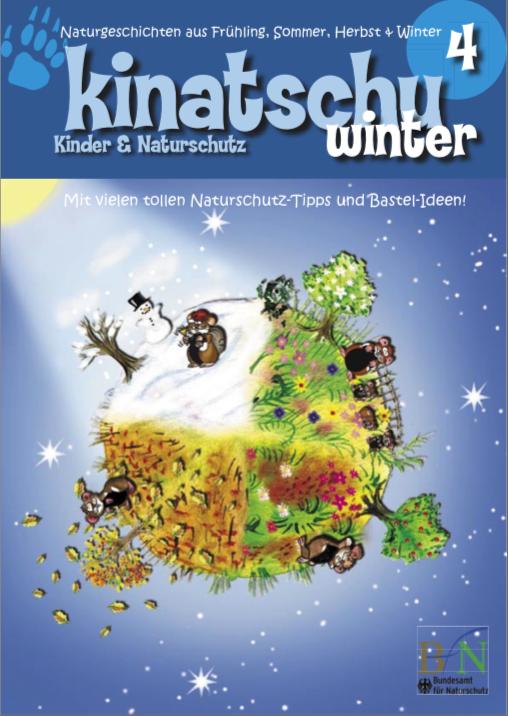 Kinatschu Heft Winter