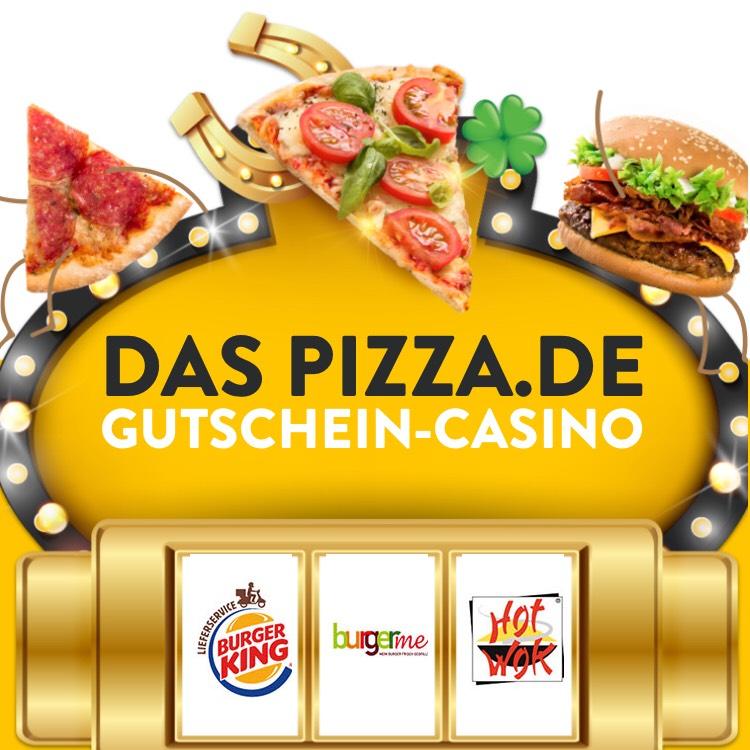 Pizza.de Gutschein-Casino