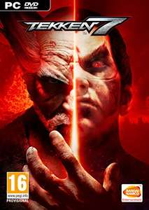 Tekken 7 (PC Retail/Steam) für 17,40€ (Amazon Uk)
