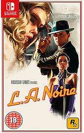 L.A. Noire (Switch) für 30,20€ & Lego Marvel Super Heroes 2 (Switch) für 32,40€ (ShopTo)