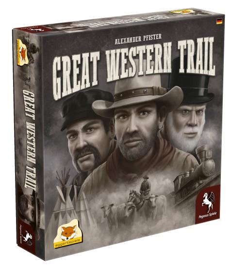 Great Western Trail! und andere Brettspiele... [Hugendubel]