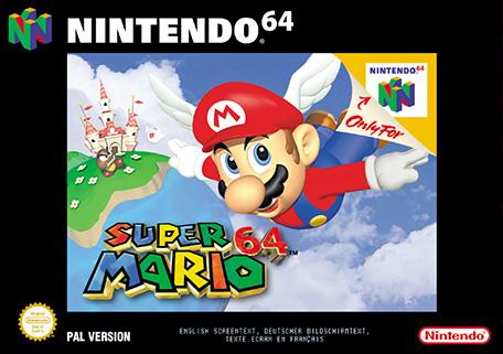 Super Mario 64 (Wii U) für 4,99€ (eShop DE)