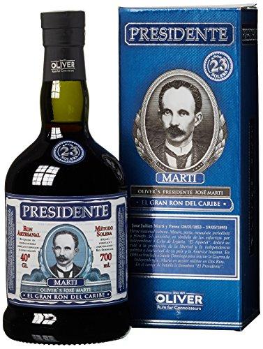 Presidente Rum 23 Jahre Marti Anos 23