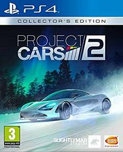Project CARS 2 - Collector's Edition (Ps4 & Xbox One)